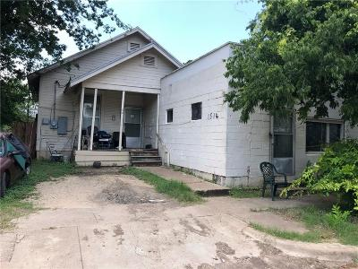 Waco Single Family Home For Sale: 1514 N 13th Street