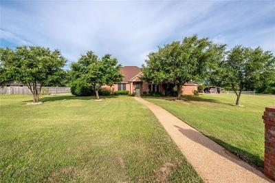 Woodway Single Family Home For Sale: 221 Cresthaven Drive