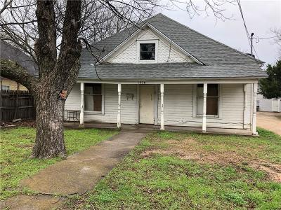 Waco Single Family Home For Sale: 1920 Burnett Avenue