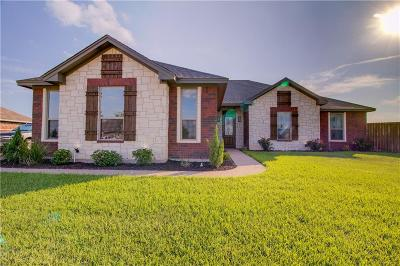 McGregor Single Family Home For Sale: 708 Caddo Trail
