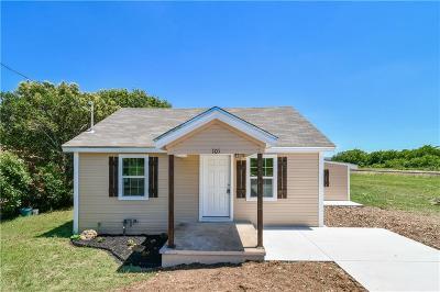 McGregor Single Family Home For Sale: 101 E 7th Street