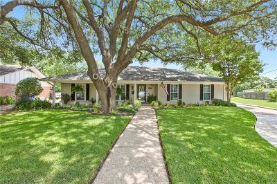 Waco Single Family Home For Sale: 5620 Lake Highlands Drive
