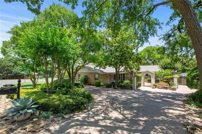 Waco Single Family Home For Sale: 613 Wooded Crest Drive