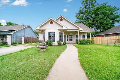 Waco Single Family Home For Sale: 1111 N 14th Street