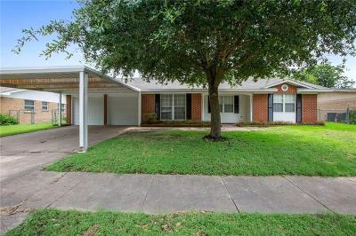 Waco Single Family Home For Sale: 109 S Barbara Street