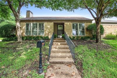 Waco Single Family Home For Sale: 3320 Brannon Drive