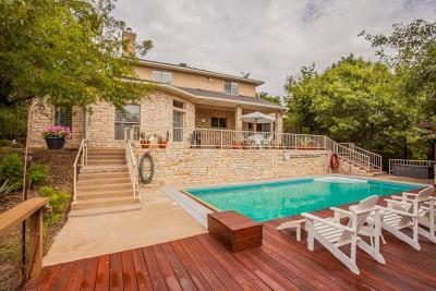 Crawford Single Family Home For Sale: 3040 Oak Ridge Road