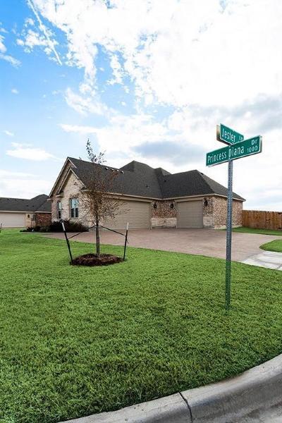 McGregor Single Family Home For Sale: 1036 Princess Diana Drive