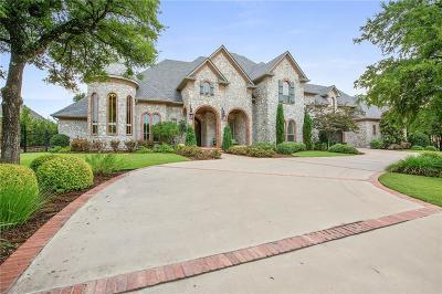 McGregor Single Family Home For Sale: 9011 Hidden Bluff