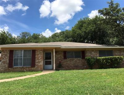 Woodway Single Family Home For Sale: 809 Gaywood Drive