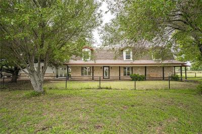 China Spring Single Family Home Active Under Contract: 1122 Jackson Lane