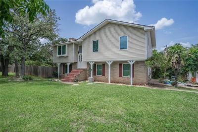 China Spring Single Family Home For Sale: 159 Woodland Circle