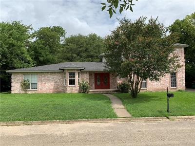Robinson Single Family Home For Sale: 703 Denison Drive