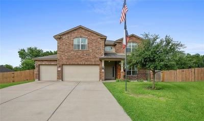 Woodway Single Family Home For Sale: 6725 Serena Lane