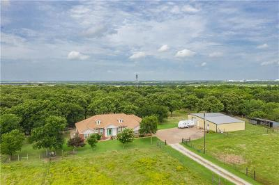 Waco Single Family Home For Sale: 600 Boys Ranch Road