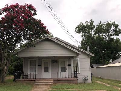 Waco Multi Family Home For Sale: 1707 Windsor Avenue