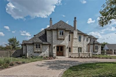 McGregor Single Family Home For Sale: 442 Winding Creek Lane