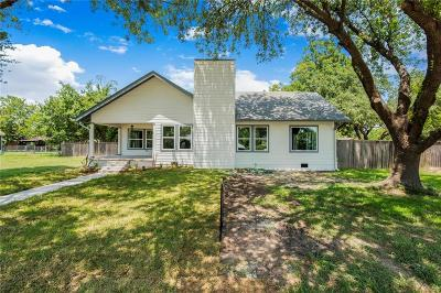 Woodway Single Family Home For Sale: 301 Randy Drive