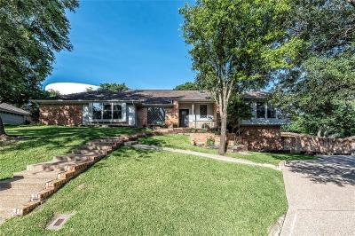 Woodway Single Family Home For Sale: 407 Woodfall Drive