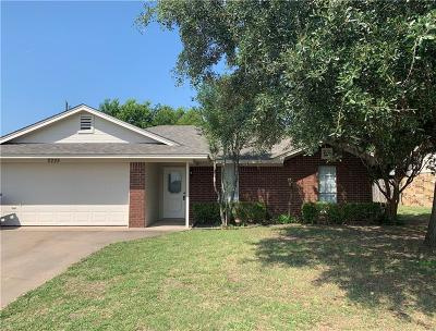 Woodway Single Family Home For Sale: 2225 Century Drive