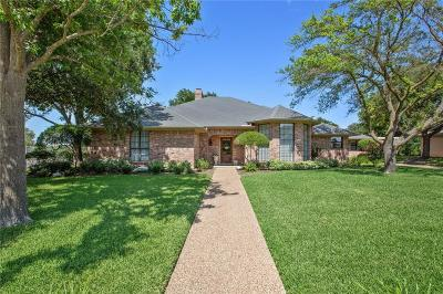 Woodway Single Family Home For Sale: 1281 Woodland West Drive