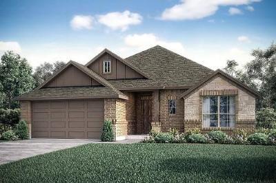 Waco Single Family Home For Sale: 519 Arbor Trail