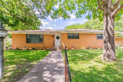 Waco Single Family Home For Sale: 2733 Rockview Drive
