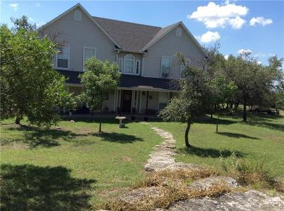 Clifton Single Family Home For Sale: 371 Cr 4265