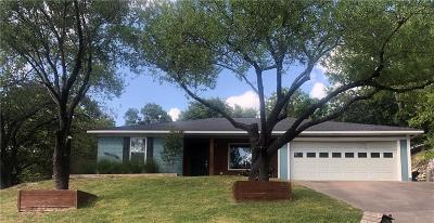 Woodway Single Family Home For Sale: 1025 Wedgewood Drive