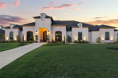 McGregor Single Family Home For Sale: 7050 Ledge Stone Drive