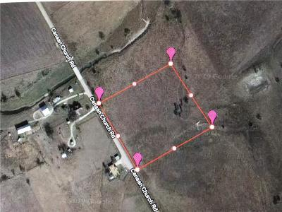 Crawford Residential Lots & Land For Sale: Tbd Canaan Church Road