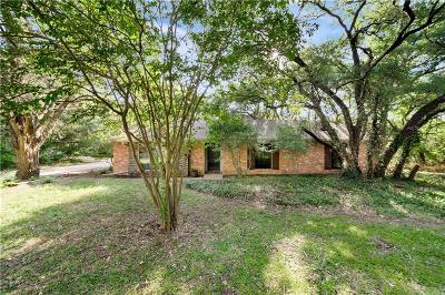 China Spring Single Family Home For Sale: 7812 North River Crossing Drive