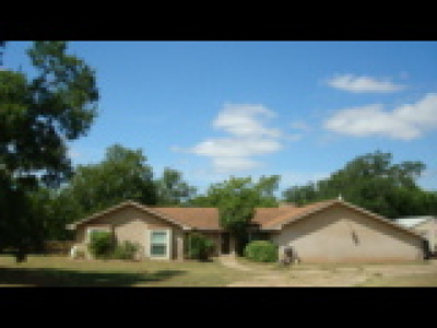 Marlin Single Family Home For Sale: 1101 Fm 2117 Road #1