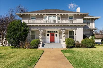Waco Single Family Home For Sale: 2425 Colcord Avenue