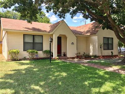 Woodway Single Family Home For Sale: 2101 Century Drive