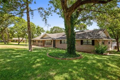 Woodway Single Family Home For Sale: 849 Deer Ridge Drive