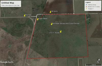Clifton Residential Lots & Land For Sale: 0000 Fm 308