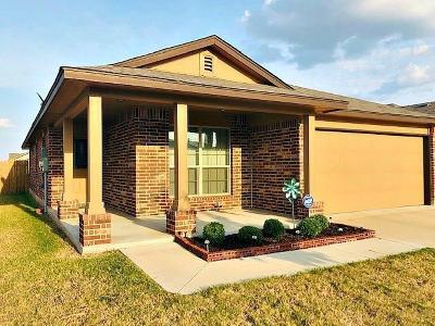 Temple Single Family Home For Sale: 1231 Emerald Gate Drive