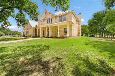 Waco Single Family Home For Sale: 981 Coyote Run