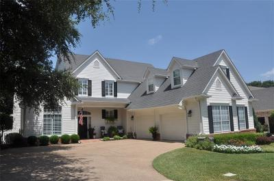 Waco Single Family Home Active Under Contract: 205 Kingston Drive