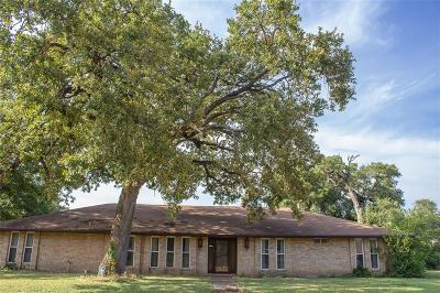 Marlin Single Family Home For Sale: 1015 Rock Dam Road