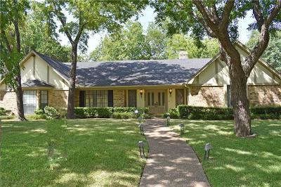 Waco Single Family Home For Sale: 2532 Eldridge Lane