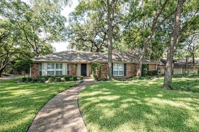 Waco Single Family Home For Sale: 2704 Chimney Hill Drive