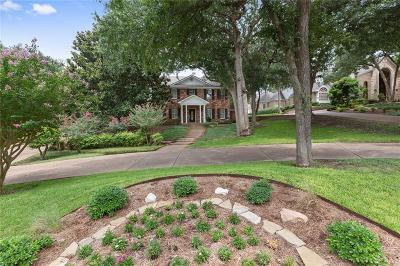 Woodway Single Family Home For Sale: 414 Woodfall Drive