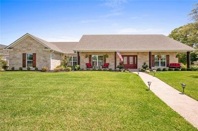 Waco Single Family Home Active Under Contract: 133 Creek Ridge Drive