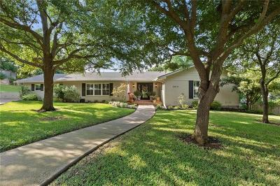 Waco Single Family Home For Sale: 5812 Mount Rockwood Circle