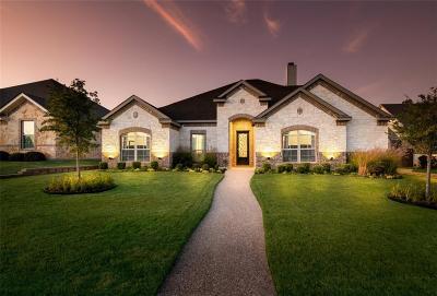 Waco Single Family Home For Sale: 2201 Nicholas
