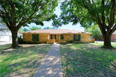 Hewitt Single Family Home For Sale: 220 Crockett Lane
