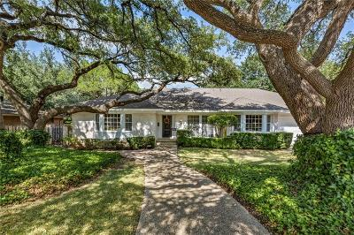 Waco Single Family Home For Sale: 2425 Wooded Acres Drive