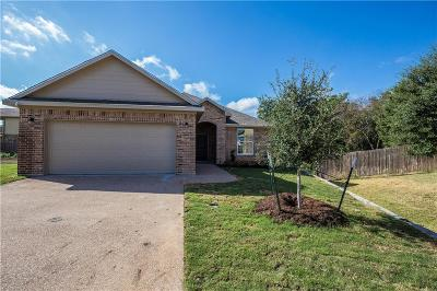 Woodway Single Family Home For Sale: 6732 Crystal Court